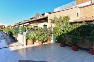 Loft Garden San Lorenzo, Nyaralók  Róma - big - 34