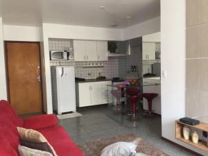 Santorine Flat, Апартаменты  Масейо - big - 1
