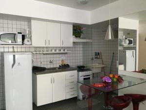 Santorine Flat, Апартаменты  Масейо - big - 21