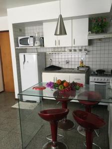 Santorine Flat, Апартаменты  Масейо - big - 23
