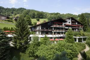 Hotel Alpenhof Messmer