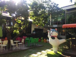Chomdoi Condontel, Appartamenti  Chiang Mai - big - 140