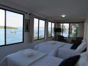 Caixa D'aço Residence, Ferienhäuser  Porto Belo - big - 2