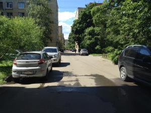 Apartments Chervonnogo Kazachestva