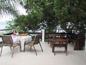 Caixa D'aço Residence, Ferienhäuser  Porto Belo - big - 109
