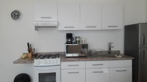 Roma Sur 1 Bedroom Apartment, Apartmány  Mexiko City - big - 13