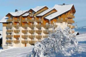Residence Ours Blanc - Apartment - Thollon-les-Mémises