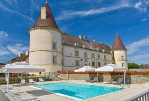 Hôtel Golf Château de Chailly - Châteaux et Hôtels Collection