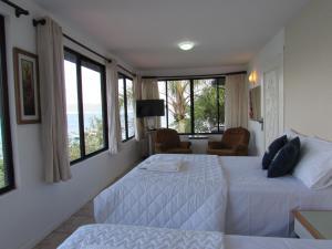 Caixa D'aço Residence, Ferienhäuser  Porto Belo - big - 5