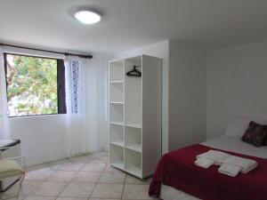 Caixa D'aço Residence, Nyaralók  Porto Belo - big - 6
