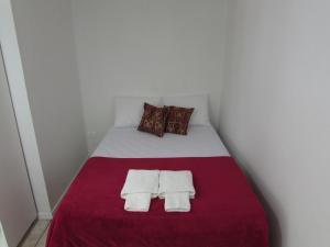 Caixa D'aço Residence, Ferienhäuser  Porto Belo - big - 7