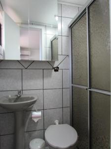 Caixa D'aço Residence, Ferienhäuser  Porto Belo - big - 9