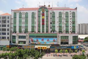 Super 8 Hotel Guangzhou Baiyun Airport Subway Station Inn