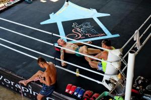 Sor Vorapin Muay Thai Home, Проживание в семье  Бангкок - big - 37