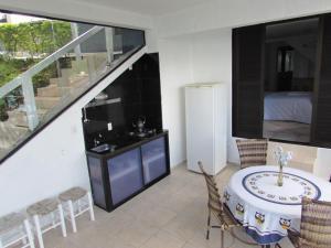 Caixa D'aço Residence, Nyaralók  Porto Belo - big - 14