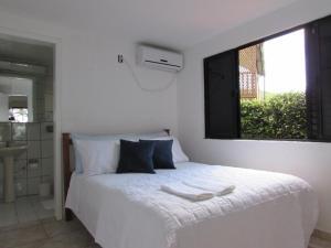 Caixa D'aço Residence, Nyaralók  Porto Belo - big - 16