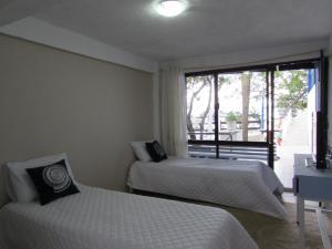 Caixa D'aço Residence, Nyaralók  Porto Belo - big - 17