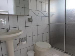 Caixa D'aço Residence, Nyaralók  Porto Belo - big - 19