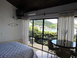 Caixa D'aço Residence, Ferienhäuser  Porto Belo - big - 21