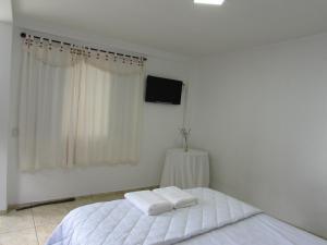 Caixa D'aço Residence, Nyaralók  Porto Belo - big - 22