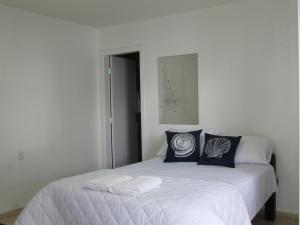 Caixa D'aço Residence, Nyaralók  Porto Belo - big - 23