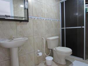Caixa D'aço Residence, Ferienhäuser  Porto Belo - big - 24