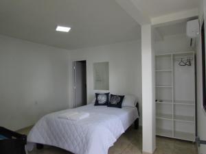 Caixa D'aço Residence, Nyaralók  Porto Belo - big - 25