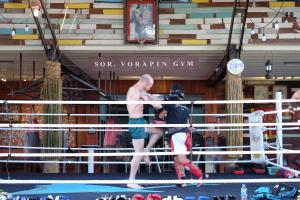 Sor Vorapin Muay Thai Home, Проживание в семье  Бангкок - big - 39