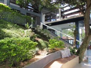 Caixa D'aço Residence, Nyaralók  Porto Belo - big - 101