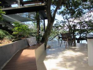 Caixa D'aço Residence, Ferienhäuser  Porto Belo - big - 102