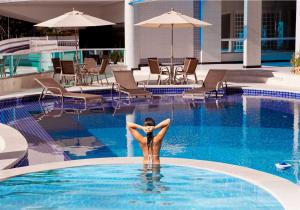 Premier Parc Hotel, Hotel  Juiz de Fora - big - 72