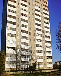 Apartment Yaroslavskaya 17