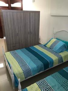 Apartaestudio Palmares de Crespo, Ferienwohnungen  Cartagena de Indias - big - 4