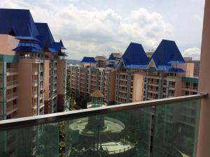 Grande Caribbean Condo, Ferienwohnungen  Pattaya South - big - 2