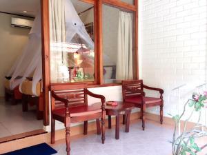Komodo Lodge, Privatzimmer  Labuan Bajo - big - 10