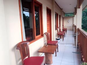 Komodo Lodge, Privatzimmer  Labuan Bajo - big - 13