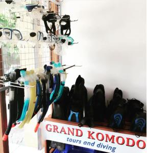 Komodo Lodge, Privatzimmer  Labuan Bajo - big - 15