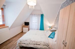 U Hanki, Отели типа «постель и завтрак»  Бялы-Дунаец - big - 29