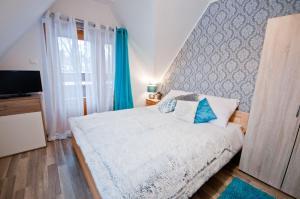 U Hanki, Отели типа «постель и завтрак»  Бялы-Дунаец - big - 30