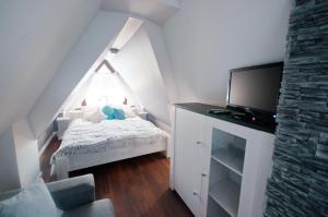 U Hanki, Отели типа «постель и завтрак»  Бялы-Дунаец - big - 36