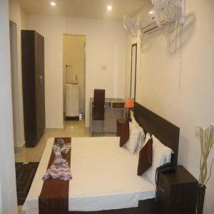 Sikara Service Apartment Chennai, Appartamenti   - big - 5
