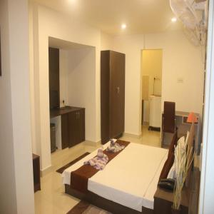Sikara Service Apartment Chennai, Appartamenti   - big - 6
