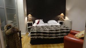 Le Coeur du 6ème, Bed and breakfasts  Lyon - big - 1