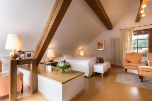 Hotel-Restaurant Vinothek Lamm, Hotels  Bad Herrenalb - big - 17