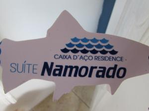 Caixa D'aço Residence, Nyaralók  Porto Belo - big - 29