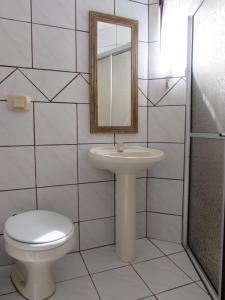 Caixa D'aço Residence, Ferienhäuser  Porto Belo - big - 41