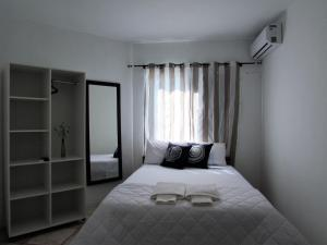 Caixa D'aço Residence, Nyaralók  Porto Belo - big - 43