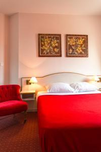 Villa Tracy sur Mer, Affittacamere  Arromanches-les-Bains - big - 29