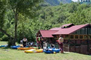 Rafting Center