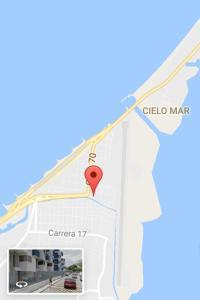 Apartaestudio Palmares de Crespo, Apartmány  Cartagena de Indias - big - 1